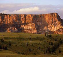 Bristol Head in Creede Colorado by Jody Johnson