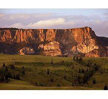 Bristol Head in Creede Colorado Photographic Print