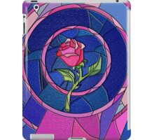 Beauty And The Beast Rose Flower iPad Case/Skin