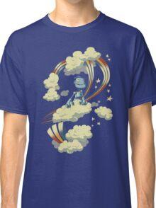 Flying Robot Classic T-Shirt