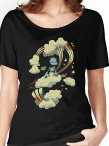 Flying Robot Women's Relaxed Fit T-Shirt