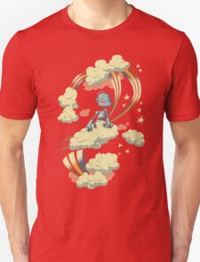 Flying Robot T-Shirt