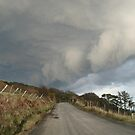 Unusual Clouds by Mike Paget