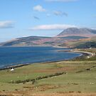 Arran Island Scotland by Mike Paget