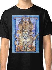 Animal Totem  Classic T-Shirt