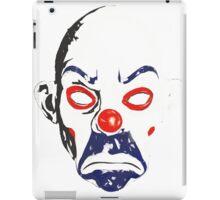 Joker Bank Robber Mask iPad Case/Skin