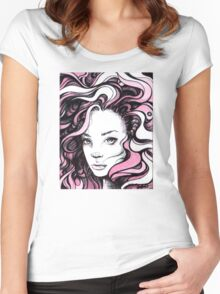 Doll Parts Women's Fitted Scoop T-Shirt