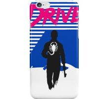 Drive Movie 80s Neon T-shirt iPhone Case/Skin