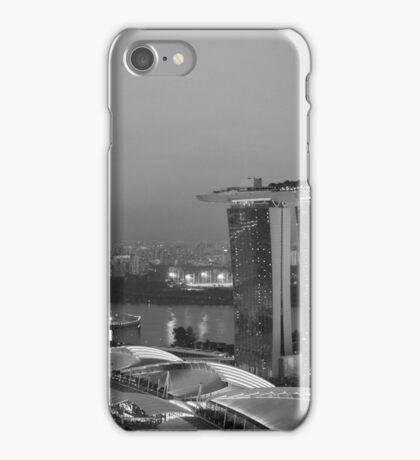 Marina Bay Sands Skyline iPhone Case/Skin