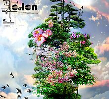 Eden by jaxzdice