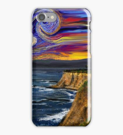 Starry Surreal iPhone Case/Skin
