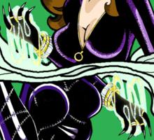 Catwoman - Queen of Diamonds Sticker