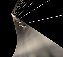 Sundial Bridge by Ben Pacificar