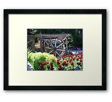 Mill Framed Print