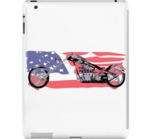 Chopper USA iPad Case/Skin