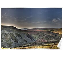 Gritstone Poster