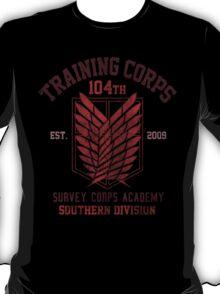 Training Corps 104th T-Shirt