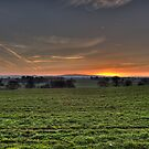 Cheshire Plain by Andrew Dunwoody