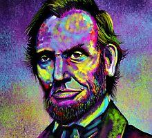 Abraham Lincoln  by davidburles