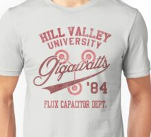 Hill Valley University Unisex T-Shirt