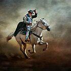 Badlands Cowboy by Tarrby