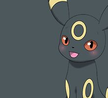"Umbreon "" Without Name "" by Winick-lim"