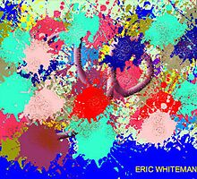 (821 IMAGES ) ERIC WHITEMAN ART  by eric  whiteman