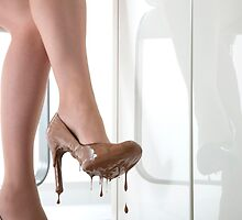 Chocolate Shoes by Andrew Bret Wallis