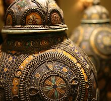 Vista Real Vases by Stephen Marino