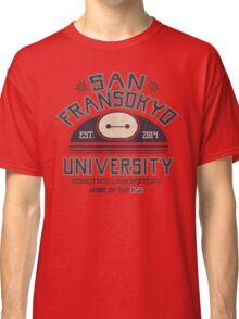 San Fransokyo University Classic T-Shirt