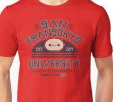 San Fransokyo University Unisex T-Shirt