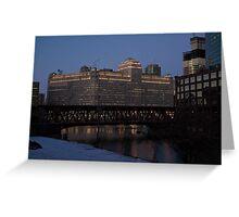 BITCH CITY Greeting Card