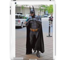 Batman Casual iPad Case/Skin
