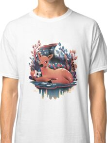 The Red Deer Classic T-Shirt