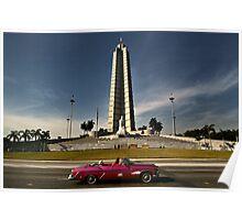 Cuba V Poster