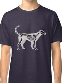 DOG ANATOMY X-RAY Classic T-Shirt