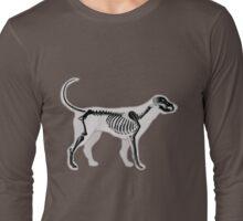 DOG ANATOMY X-RAY Long Sleeve T-Shirt