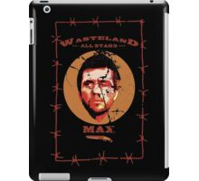WAS - Max iPad Case/Skin
