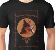 WAS - Dog Unisex T-Shirt