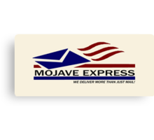 The Mojave Express Canvas Print
