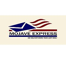 The Mojave Express Photographic Print
