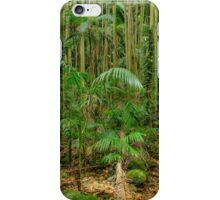 Rainforest Track iPhone Case/Skin