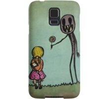 Emptiness Will Eat The Witch Samsung Galaxy Case/Skin