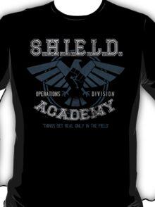 SHIELD Academy (Ops Division) V2 T-Shirt