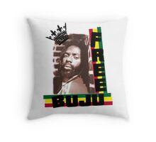FREE BUJU Throw Pillow
