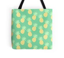 Prickly Pineapple Tote Bag