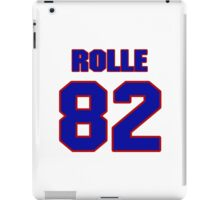 National football player Butch Rolle jersey 82 iPad Case/Skin