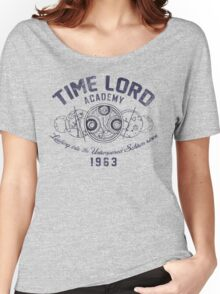 Time Lord Academy V2 Women's Relaxed Fit T-Shirt
