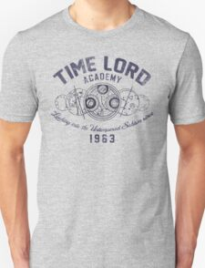 Time Lord Academy V2 Unisex T-Shirt