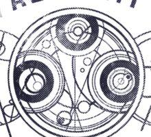 Time Lord Academy V2 Sticker